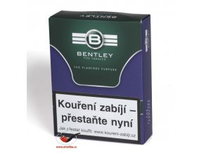 Dýmkový tabák Bentley The Planters Purpure/50