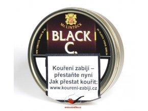 Dýmkový tabák Black C/100