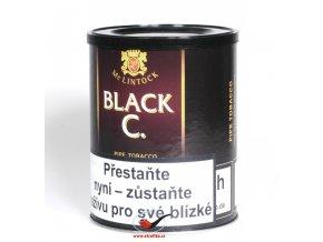Dýmkový tabák Black C/200