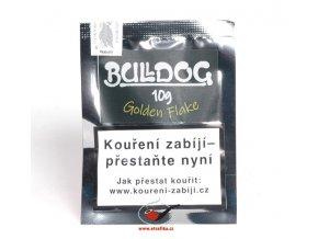Dýmkový tabák Bulldog Golden Flake/10