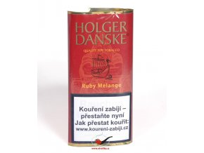 Dýmkový tabák Holger Danske Ruby Melange/40
