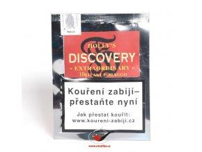 Dýmkový tabák Hollys Discovery Flake/10