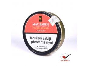 Dýmkový tabák Mac Baren Club Blend/100