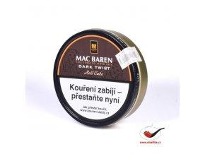 Dýmkový tabák Mac Baren Dark Twist/100