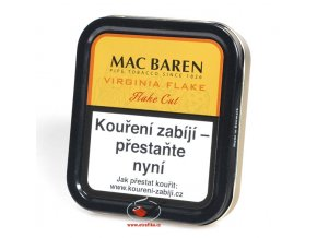 Dýmkový tabák Mac Baren Virginia Flake/50