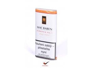 Dýmkový tabák Mac Baren Virginia No.1/50