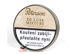 Dýmkový tabák Peterson De Luxe Mixture/50