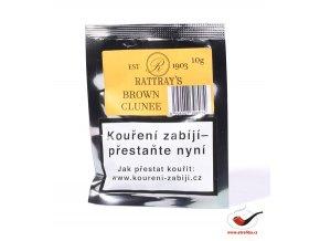 Dýmkový tabák Rattrays Brown Clunee/10