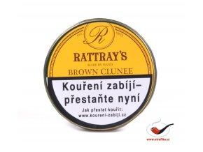 Dýmkový tabák Rattrays Brown Clunee/50