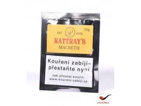 Dýmkový tabák Rattrays Macbeth/10