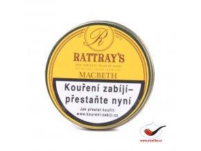 Dýmkový tabák Rattrays Macbeth/50