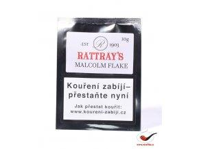Dýmkový tabák Rattrays Malcolm Flake/10