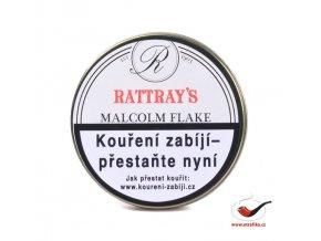 Dýmkový tabák Rattrays Malcolm Flake/50