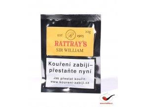 Dýmkový tabák Rattrays Sir William/10