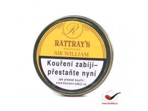 Dýmkový tabák Rattrays Sir William/50