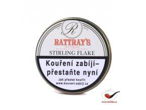 Dýmkový tabák Rattrays Stirling Flake/50
