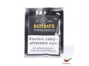 Dýmkový tabák Rattrays Tower Bridge/10