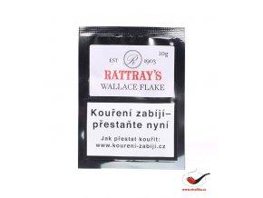 Dýmkový tabák Rattrays Wallace Flake/10