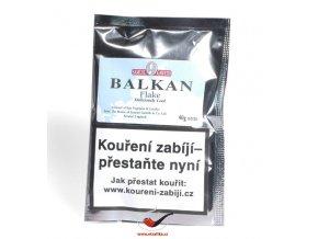 Dýmkový tabák Samuel Gawith Balkan Flake/40