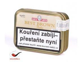 Dýmkový tabák Samuel Gawith Best Brown Flake/50