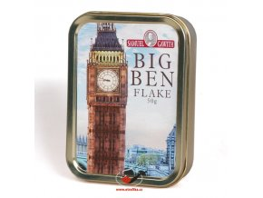 Dýmkový tabák Samuel Gawith Big Ben Flake/50