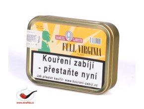 Dýmkový tabák Samuel Gawith Full Virginia Flake/50