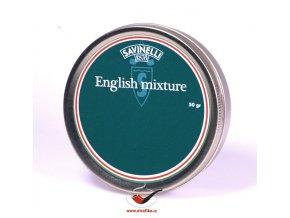 Dýmkový tabák Savinelli English Mixture/50