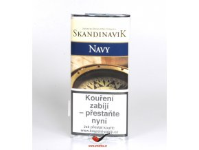 Dýmkový tabák Skandinavik Navy/40