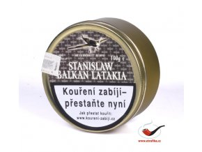 Dýmkový tabák Stanislaw Balkan Latakia/100