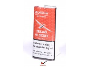 Dýmkový tabák Stanislaw Dreams of Secret/50