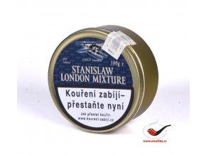 Dýmkový tabák Stanislaw London Mixture/100