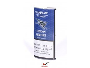 Dýmkový tabák Stanislaw London Mixture/50