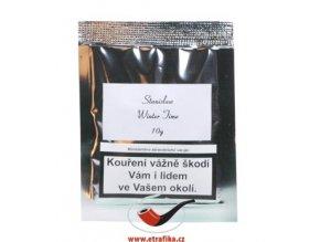 Dýmkový tabák Stanislaw Winter Time Flake/10
