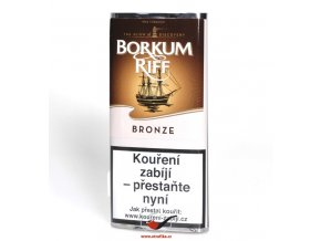 Tabák do dýmky Borkum Riff Bronze/40