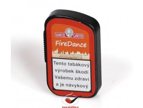 Šňupací tabák Samuel Gawith FireDance/10
