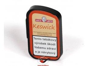 Šňupací tabák Samuel Gawith Keswick/10