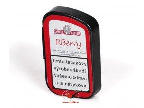 Šňupací tabák Samuel Gawith RBerry/10