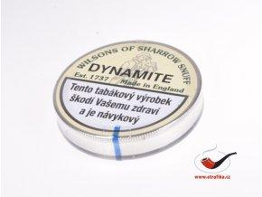 Šňupací tabák Wilsons of Sharrow Dynamite/5