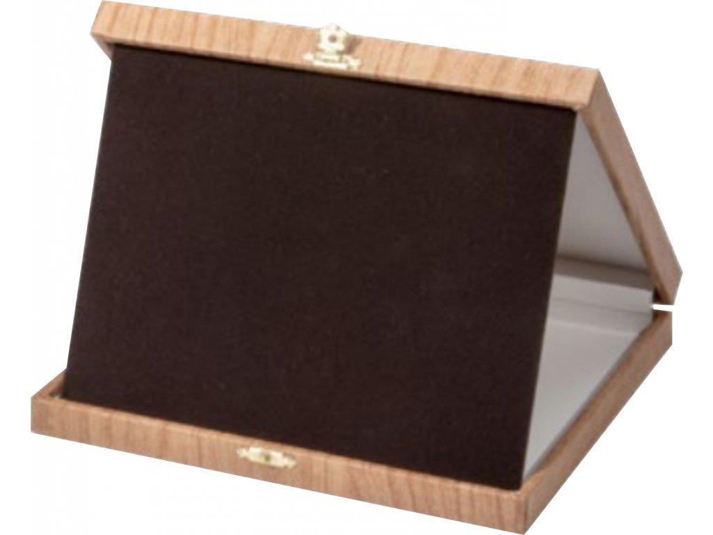 ozdobná krabička H114/214 hnedá
