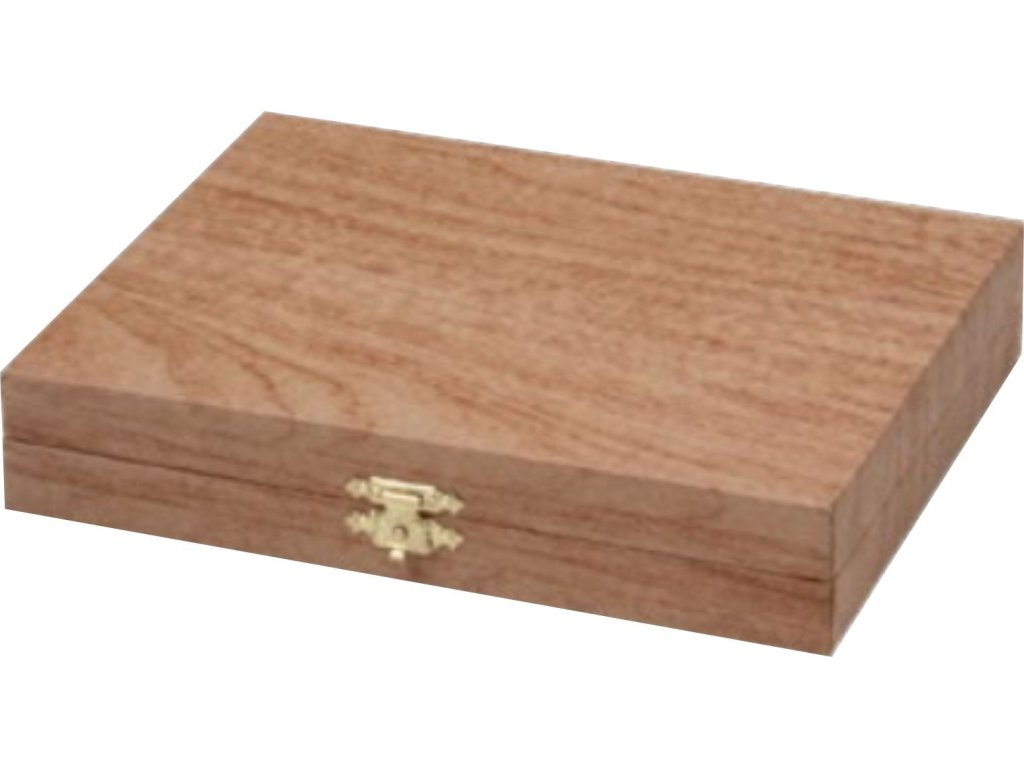 ozdobná krabička H144 / hnedá