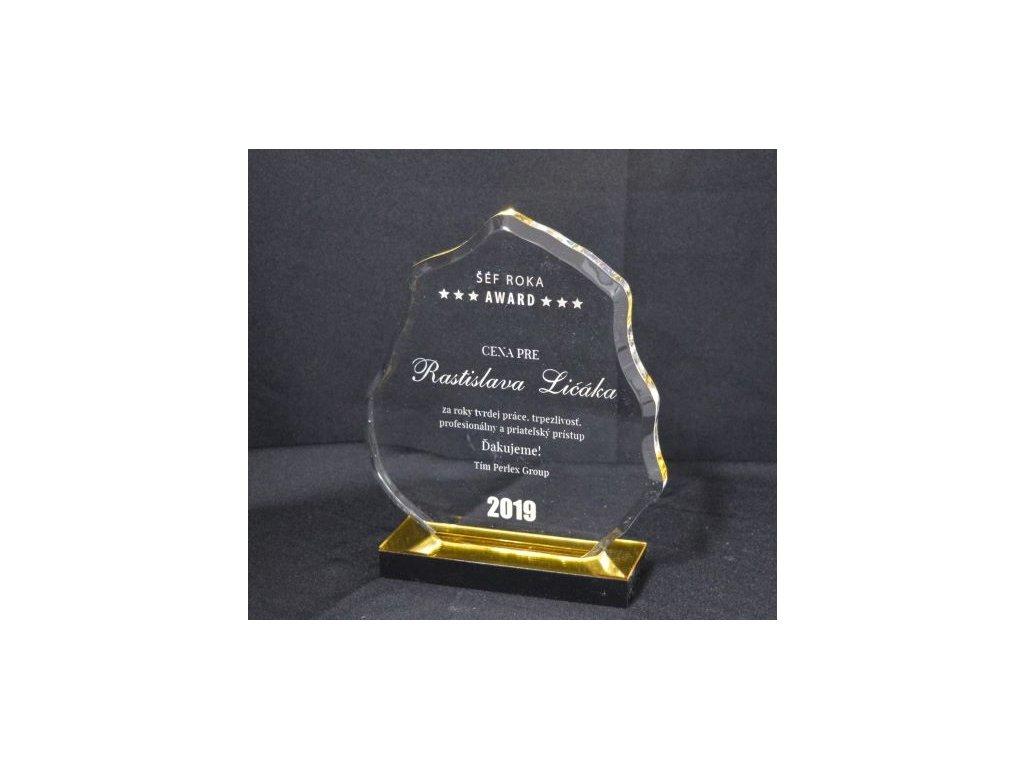 akrylové sklo 33352 + krabička