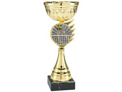 pohár 006-407 volejbal
