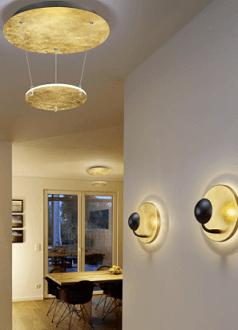 Nástenné svietidlá dodajú interiéru krásny doplnok