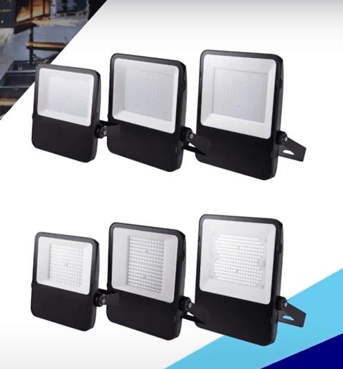 Nový reflektor AGOR od Kanlux sosymetrickým alebo asymetrickým rozptylom svetla.