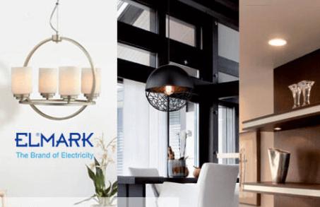 ELMARK – značka, ktorá ponúka kvalitné a cenovo dostupné svietidlá pre každého.