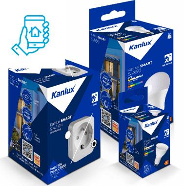 Nová technológia LED SMART žiaroviek od Kanluxu.