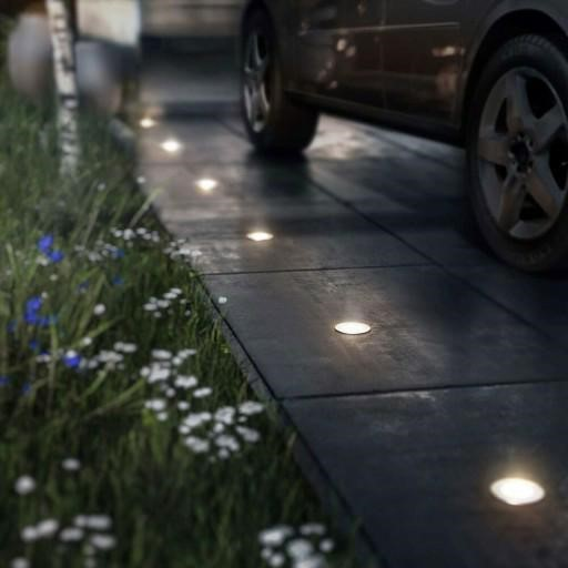 Osvetlite si zem nájazdovými svietidlami od nás.