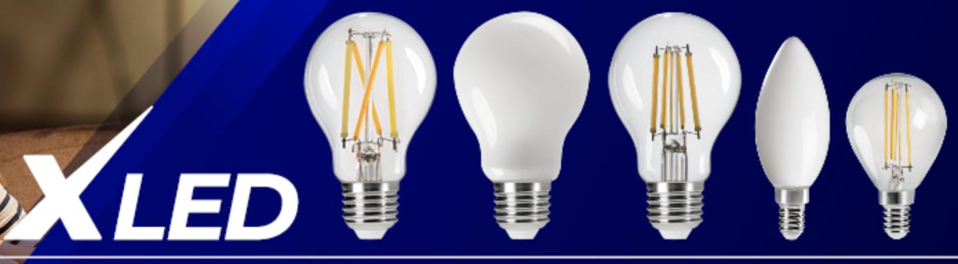 Nová technológia XLED žiaroviek od Kanluxu.