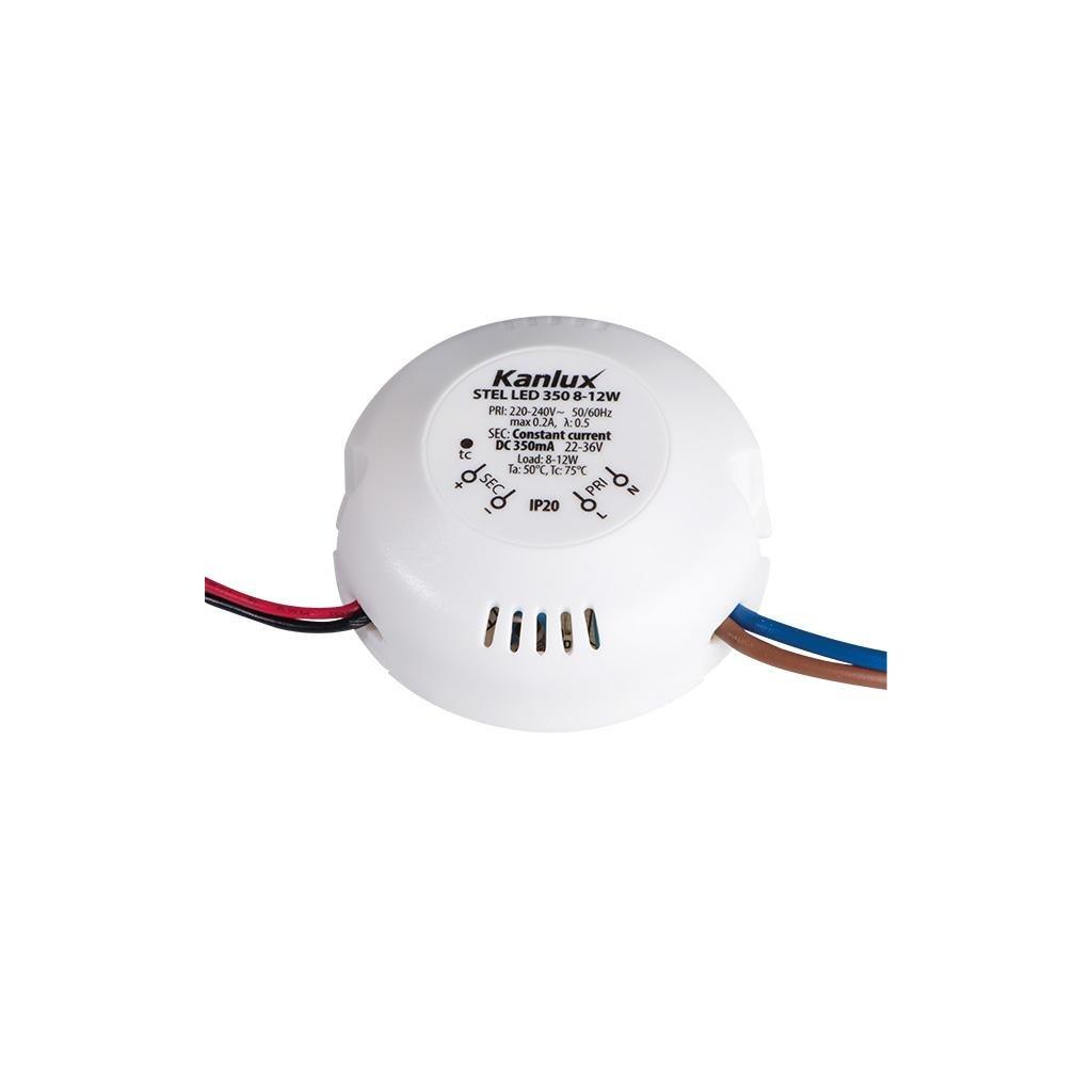 Kanlux STEL LED -W Elektronický prúdový transformátor LED eulux.sk