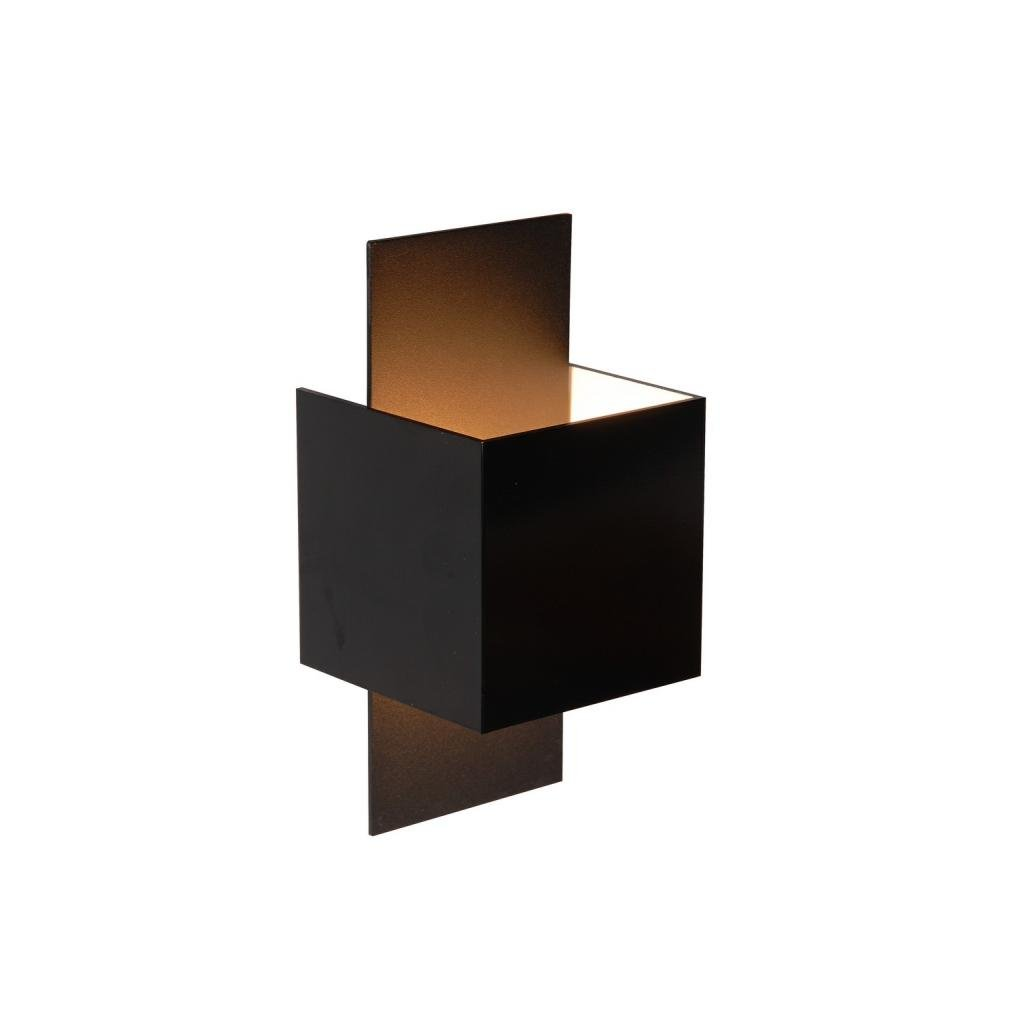 CUBO Wall light xG/W in White/out Black eulux.sk